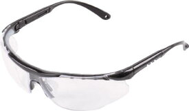 TRUSCO 二眼型セーフティグラス (フィットタイプ)【TSG-9160B】(保護具・二眼型保護メガネ)