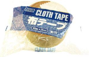 オカモト 布テープ No.111【111-60】(テープ用品・梱包用テープ)
