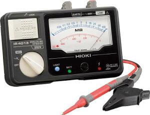 HIOKI メグオームハイテスタ【IR4013-10】(計測機器・電気測定器)