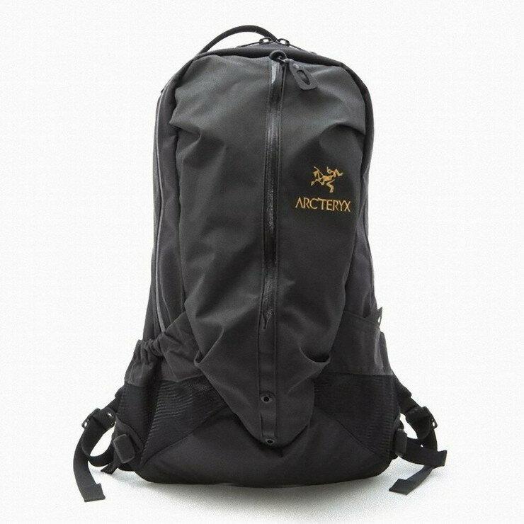 ARCTERYX(アークテリクス)Arro 22 Backpack アロー バックパック/リュックサック 6029 BLACK【ポイント10倍】【送料無料】