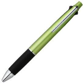 三菱鉛筆 多機能ペン ジェットストリーム4&1 MSXE510007.6 グリーン