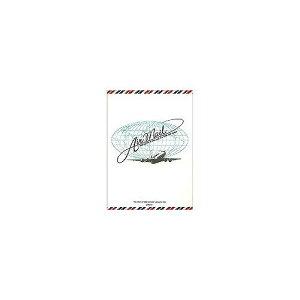 うずまき エアメール便箋シロ セ-209