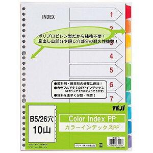 テージー カラーインデックスPP B5 10ヤマ IN-2310