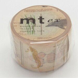 カモ井加工紙 マスキングテープ EX 海洋生物 MTEX1P70