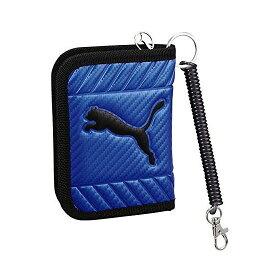 クツワ プーマ CBロングウォレット ブルー 960PMBL 財布 子供用 男の子【ポイント10倍】