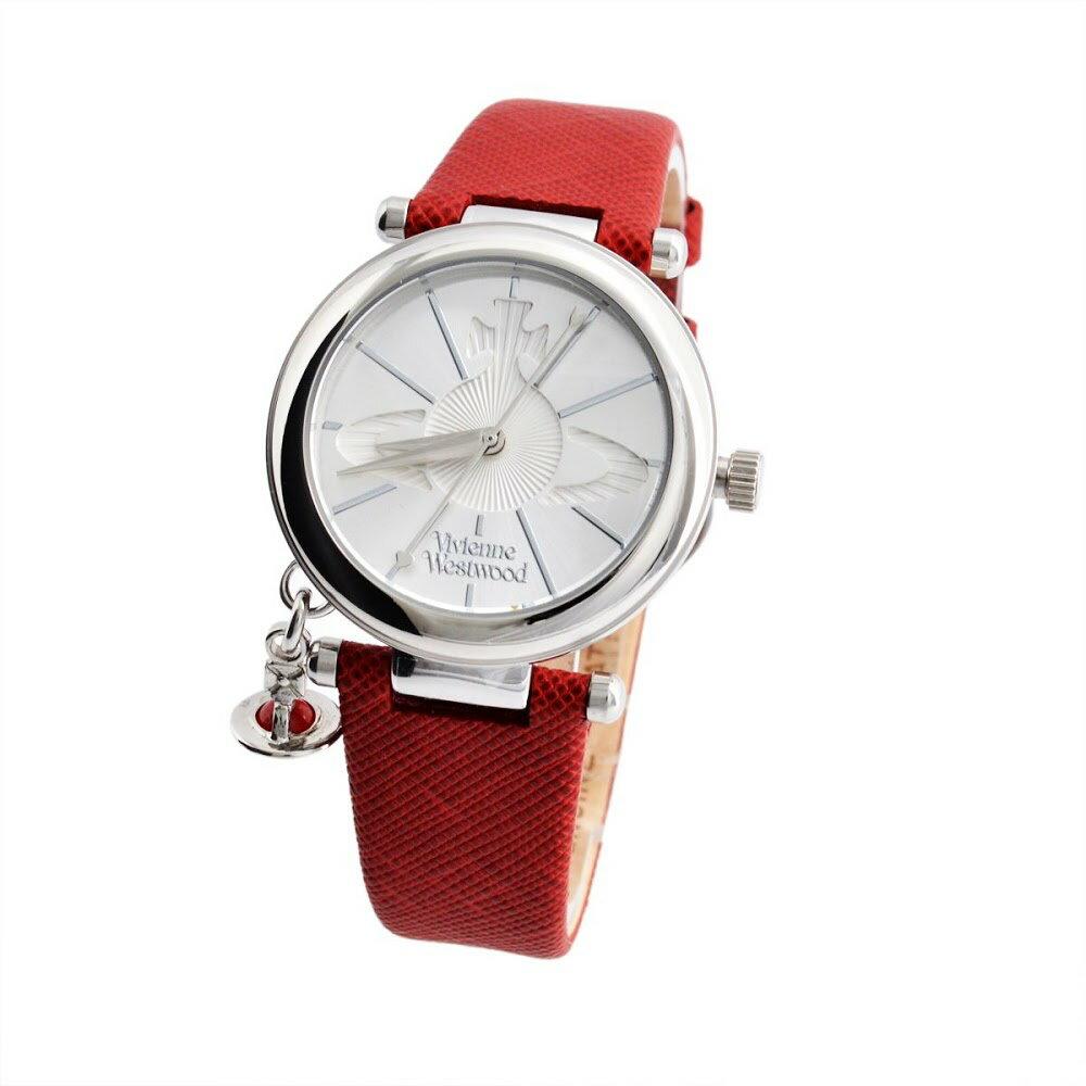 ヴィヴィアンウエストウッド Vivienne Westwood VV006SSRD レディース 腕時計