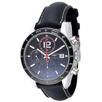 浪琴表浪琴表盛大 Vitesse L3.636.4.56.0 男装手表