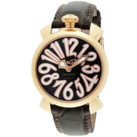 GAGA ガガ ミラノ マニュアーレ40mm 5021.3-DBR 腕時計 レディース【送料無料】