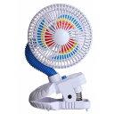 KEL-GAR ケルガー ベビーカー扇風機 ピンホイール・ファン 1個 日本語取扱説明書付き【ポイント10倍】【送料無料】
