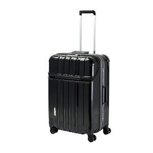 キャリーバッグ Mサイズ 7日間 75L トラストップ スーツケース 旅行 カバン 大容量(代引不可)【送料無料】