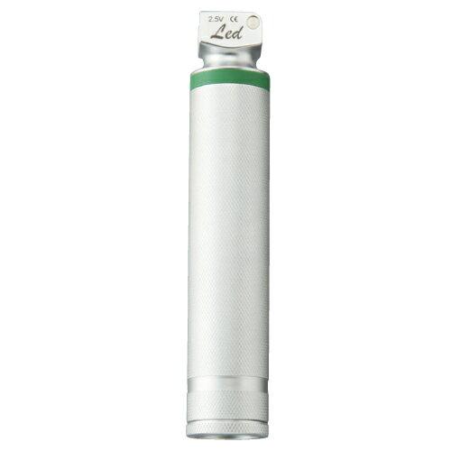 メドライフ ファイバー式喉頭鏡 ハンドル(LEDランプ付) 規格:レギュラー(大) サイズ:H150【ポイント10倍】【送料無料】【smtb-f】