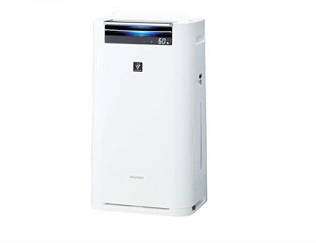 シャープ 加湿空気清浄機 KI-GS70-W ホワイト系 空気清浄31畳 加湿18畳 空清【あす楽対応】【ポイント10倍】【送料無料】【smtb-f】