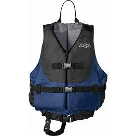 AQA(アクア) ライフジャケット KA9020 【カラー】ブラック×ネイビー 【サイズ】L【ポイント10倍】