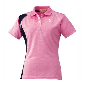 GOSEN(ゴーセン) レディースゲームシャツ T1501 【カラー】ローズピンク 【サイズ】M【送料無料】