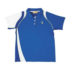 GOSEN(ゴーセン)T1309レディースゲームシャツT1309【カラー】ブルー【サイズ】S【S1】