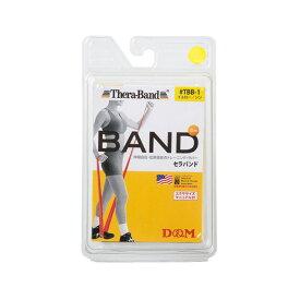THERABAND セラバンド ブリスターパック/2M バンドタイプ イエロー(強度/シン) トレーニング エクササイズ