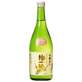 日本酒 吟醸 日本酒 特撰 梅一輪 吟醸辛口 720ml(代引き不可)【送料無料】