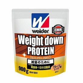森永製菓 ウエイトダウンプロテイン ミックス 900g【送料無料】