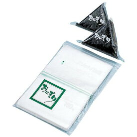 生産日本社 スリットパック おにぎり(100枚入) BON3901