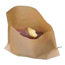 福助工業 ラミパックガゼット袋(100枚入) 0560863 未晒無地 GPT2901