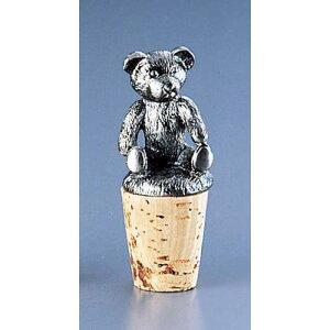 ワールドクリエイト ワインボトルキャップ クマ PWII003