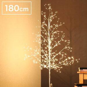 クリスマスツリー ミニLEDツリ...