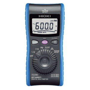 日置電機 デジタルマルチメータ DT4221【送料無料】