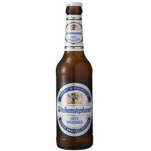 ドイツ ヴァイエンステファン ヘフヴァイス 瓶 輸入ビール 330ml×24本
