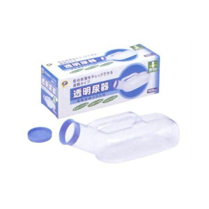 ピップシニア ピップ 透明尿器 男性用 1000cc 介護 おむつ・失禁対策・トイレ用品 トイレ用品 尿瓶・排尿器 ピップ