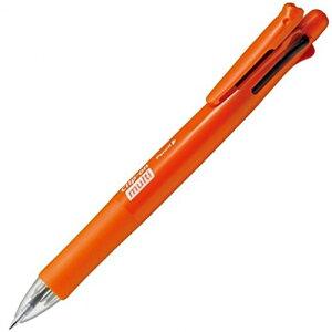 ゼブラ クリップ-オンマルチF Pオレンジ (B4SA1-POR)