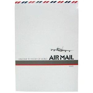 うずまき エアメール便箋シロ セ-211【S1】