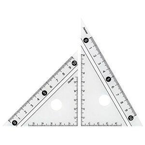 レイメイ 三角定規 白 APJ251W