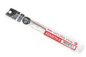 ビクーニャ専用リフィル油性インキ [赤] 0.7mm XBXM7H-B