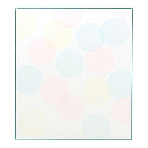 ミドリ カラー色紙ミズタマB 33124006