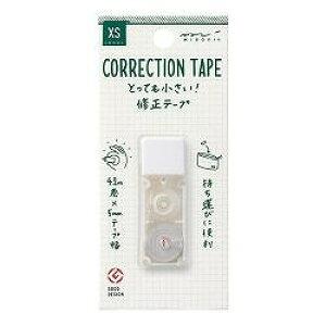 ミドリ XS 修正テープ 黒 35262006【S1】