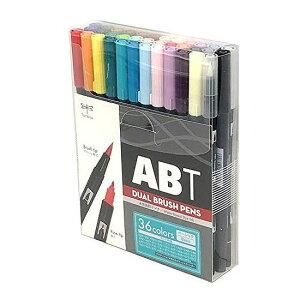 トンボ ABT多色セット36色ベーシ AB-T36CBA 1個