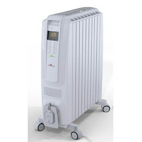 デロンギ オイルヒーター 10~13畳 QSD0915-WH ホワイト(代引不可)【送料無料】【smtb-f】