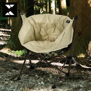 UN+USUAL アニュージュアル ハンモックチェアチェア 簡単組み立て キャンプ椅子 キャンプチェア 軽量 折りたたみ椅子【送料無料】