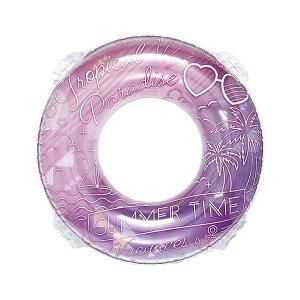 イガラシ サマータイムウキワ120cm ビニールプール 浮き輪 プール 家庭用 水遊び【送料無料】
