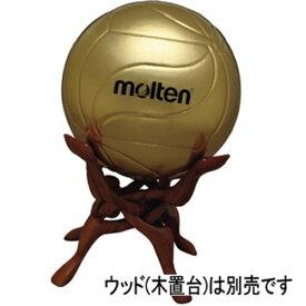 モルテン molten バレーボール専用 記念ボール 5号 (ゴールドカラー) V5M9500