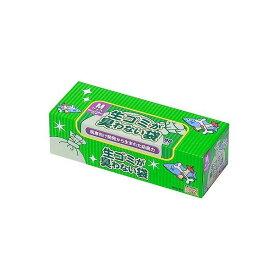 BOS(ボス) 生ごみが臭わない袋 Mサイズ 生ゴミ用箱型 90枚入 BOS(ボス) ゴミ袋