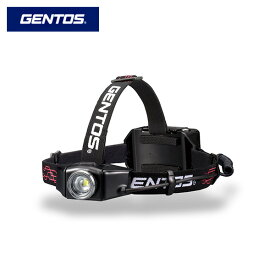 GENTOS ジェントス LEDヘッドライト GH-003RG