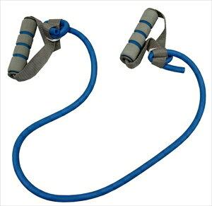 トータルフィットネス(Total Fitness) ボディケア ハンドル付トレーニングチューブ 強 STT160