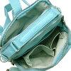 Kipling KIPLING handbag K13072 536 CANDY-SYMI S QVC BASIC Blue Lagoon