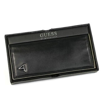 Guess GUESS long wallet long bills OBSESSION Yen Secretary w/zipper BK