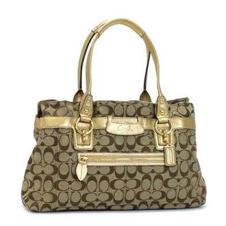 Coach F F COACH tote bag 14,692 BKHM9