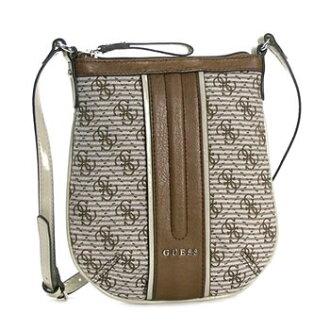 Guess GUESS bag diagonally over ADELISA SI333169 CROSSBODY BROWN BR