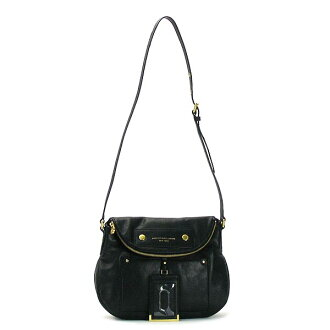 Marc by Marc Jacobs MARC BY MARC JACOBS tote bag PREPPY LEATHER M3122251 BLACK BK