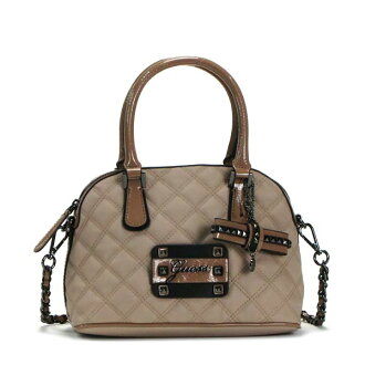 gesu GUESS挎包VM421905 LEIDI SMALL DOME SATCHEL STONE IV