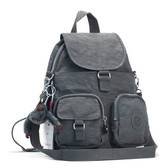Kipling kipling backpack K13108 FIREFLY N DUSTY GREY GY
